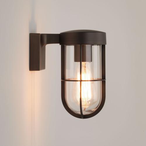 Outdoor Wall Light Accessories: Exterior Wall Light Height 29 Cm Width 11.6 Cm Projection