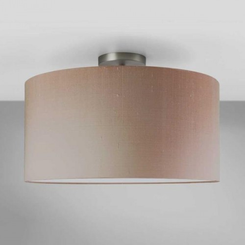 Semi Flush Unit Matt Nickel Ceiling Light Matt Nickel
